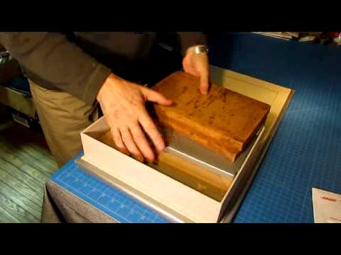 Clamshell Box - Part 6 - Assemble and Finish