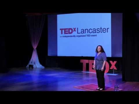 The most-social media is face to face: Stacey Irwin at TEDxLancaster