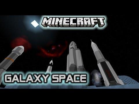 Galaxy Space 🚀🌠 || Galacticraft Add-on 1.7.10 - Deutsch