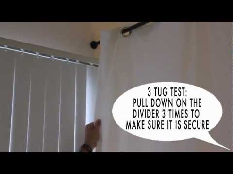 How To Divide a Room in Minutes with RoomDividersNow