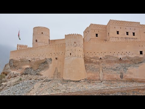 Oman - cities