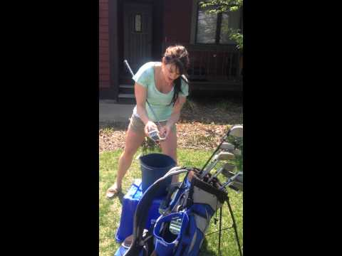 How to clean your golf Clubs