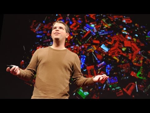 Try something new for 30 days - Matt Cutts