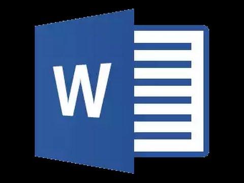 MS Word technical report formattig