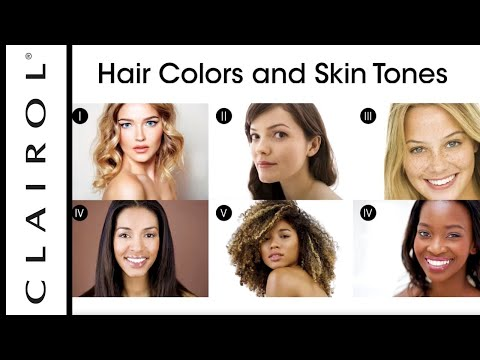 How to Find the Best Hair Color for Your Skin Tone | Clairol