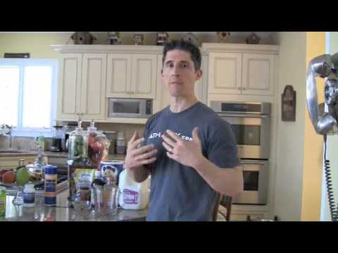 What To Eat To Build Lean Muscle - Part 1:  Breakfast
