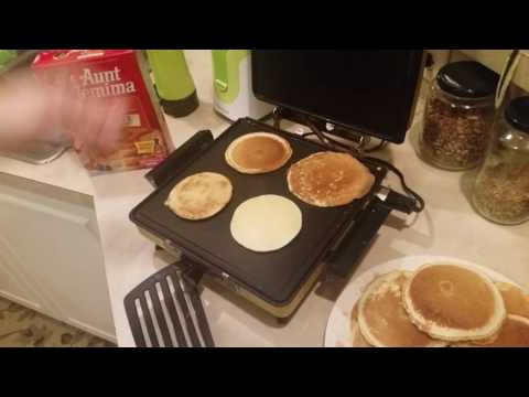Making Pancakes in my