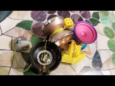5A Basics.  How to get started with Freehand YoYo.  5A May