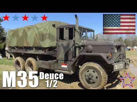 Top reasons to own an M35 Deuce and a Half