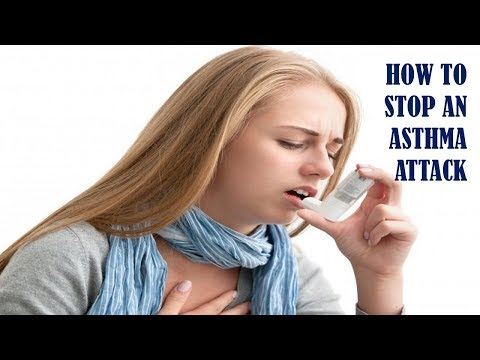 HOW TO STOP AN ASTHMA ATTACK