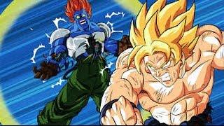 DBZ Goku vs Android 13 AMV