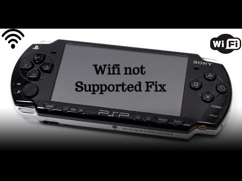 Sony PSP error