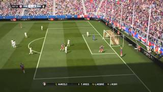 FIFA15 goals of the year compilation