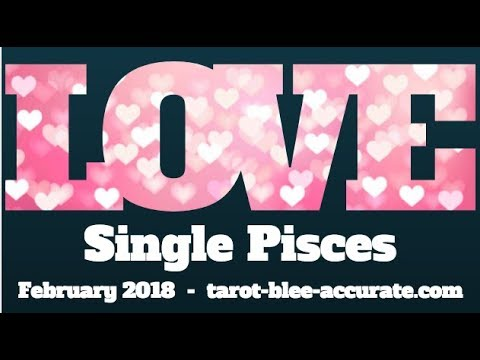 Pisces Singles February Love Tarot Reading- Lasting Love at First Sight?!