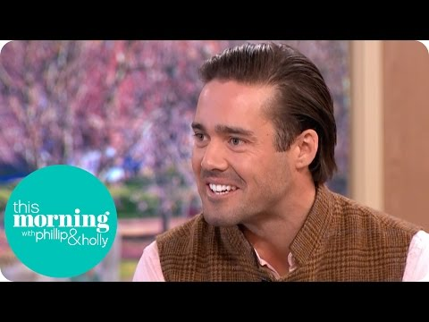 Spencer Matthews Talks The Jump, I'm A Celeb and His Charity Work in Africa | This Morning