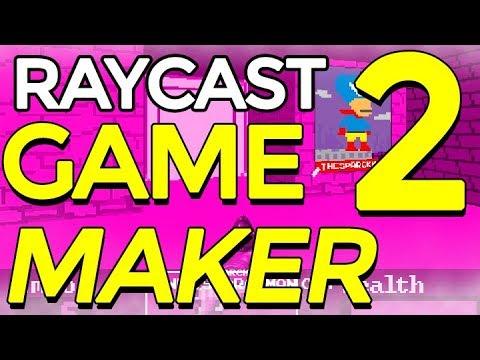 DOOM GAME MAKER (easy 3D game maker) Game Development Series by sparckman