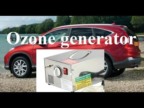 What ozone generator to buy? Air Conditioning treatment