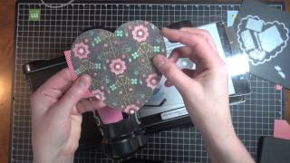 How to Make Valentine's Day Cards using Top Dog Dies