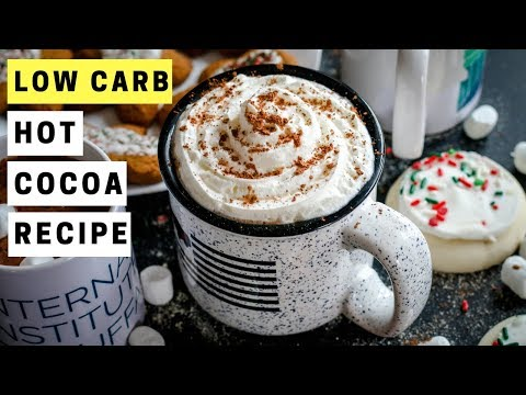 Xxx Mp4 Hot Chocolate Recipe How To Make Homemade LOW CARB Hot Cocoa For KETO 3gp Sex