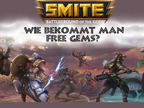 [SMITE] Wie bekommt man bei Smite Free Gems? Free Gems bei smite erhalten