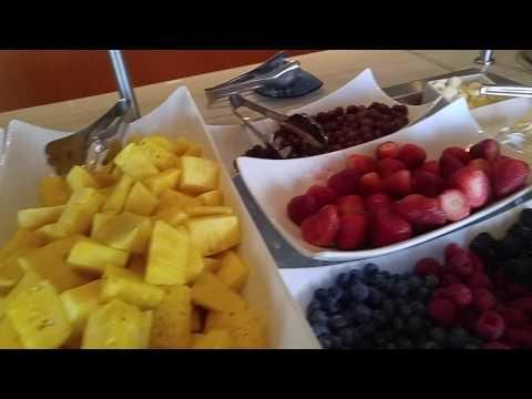 8 Westin Breakfast & Sunrise New Orleans #SPGAmex March 21 2016