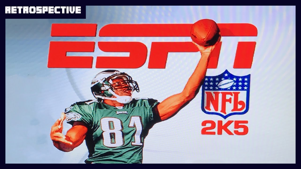 The GREATEST NFL Video Game of All Time