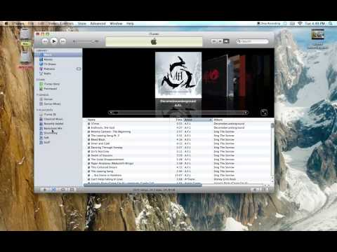 How to convert to MP3 in iTunes