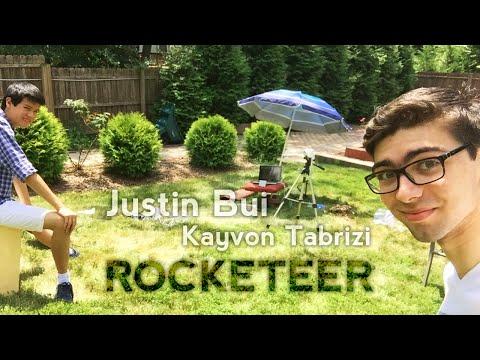 Far East Movement - Rocketeer (Justin Bui & Kayvon Tabrizi Cover)