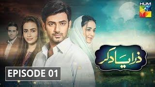 Zara Yaad Kar Episode 1 HUM TV Drama