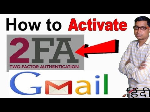 How To Enable 2FA on Gmail ?