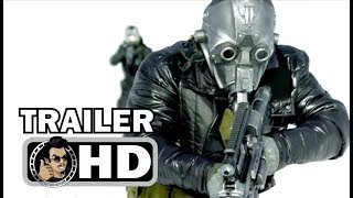 2307: THE WINTER'S DREAM Official Trailer (2017) Sci-Fi Action Movie HD