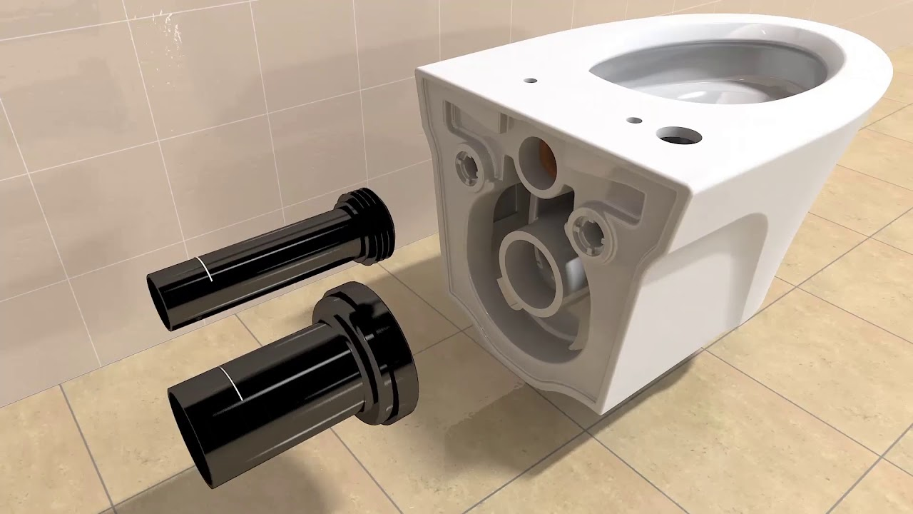 TOTO AP or EP Wall-Hung Toilet Installation Video