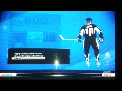NHL 13 Top Player Build(Must See)