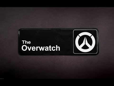 The Overwatch - The Office Intro Theme Parody