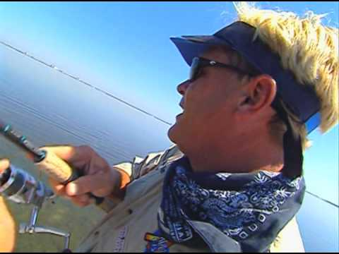 Tampa Bay Fishing the Flats Class TV for Cobia with CA Richardson
