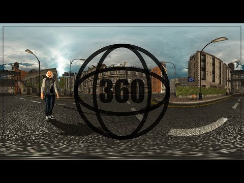 360 Degree Video Example on YouTube