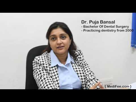 Dr.  Pooja Bansal - Dentist & Dental Hygienist from Pune, India