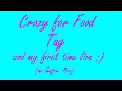 bestbitesforever 💜 Live Stream Crazy for Food Tag