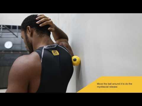 Rotator Cuff Self-Massage | RC RELEASE MODE 3 -