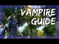 How to Become a VAMPIRE in Elder Scrolls Online (ESO Guide)