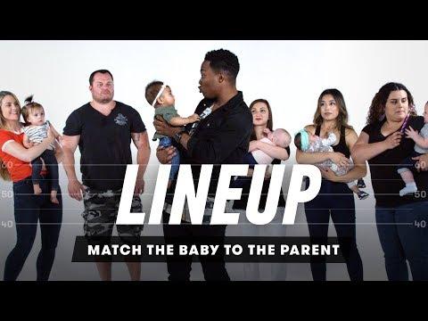 Match Baby to Parent | Lineup | Cut