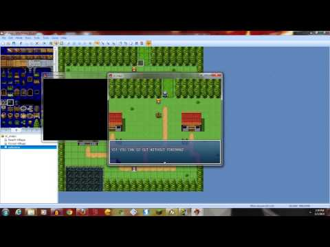 RPG Maker VX Ace Tutorials - RPG Maker Tutorials: Request by HerbertOmega: Pokemon Styled Events