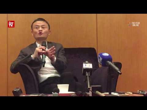 Malaysia needs technology, business ideas and a link to China, says Jack Ma
