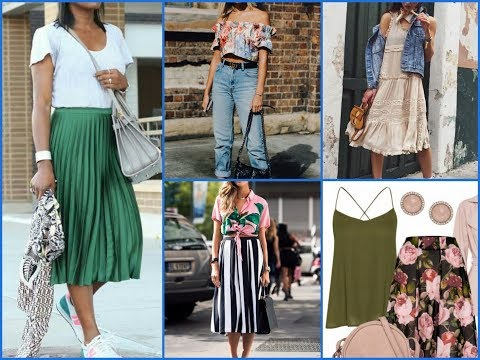 25 Cute Summer Outfits Ideas To Try In 2018