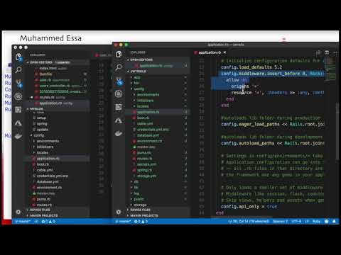 5  Ruby on Rails API JWT CRUD