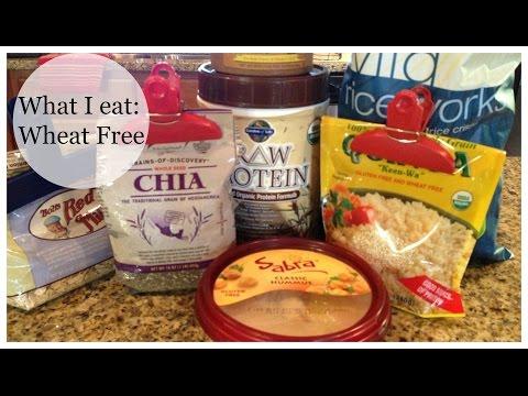Wheat Free: What I Eat