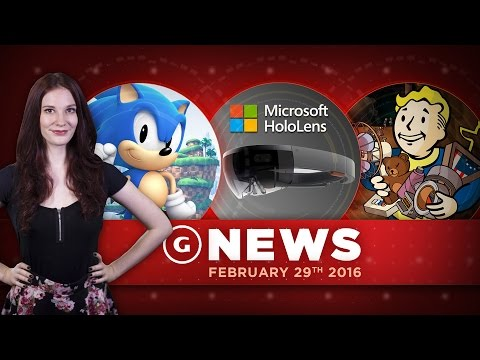 Microsoft HoloLens Dev Kit Pricing & Fallout Shelter Massive Update! - GS Daily News