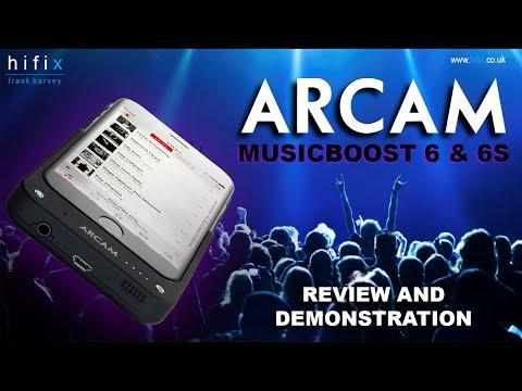 Arcam MusicBoost iPhone 6 & 6S Headphone Amplifier