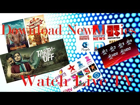 Download New Movies And Watch Live TV
