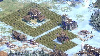 Age of Empires 2: Definitive Edition - Gameplay (PC/UHD)